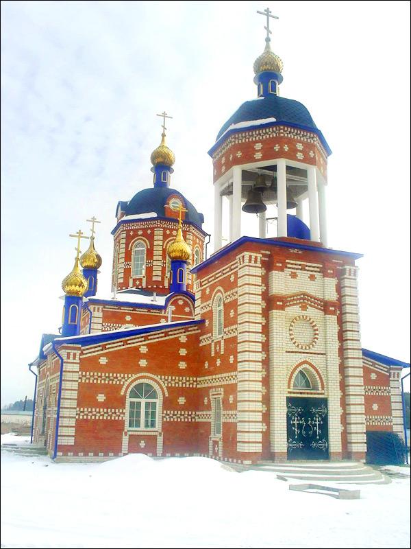 Orthodox church in Ulyanovsk oblast Ulyanovsk oblast