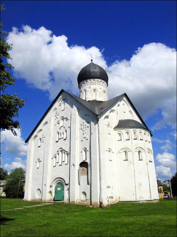 Veliky Novgorod City Russia Guide