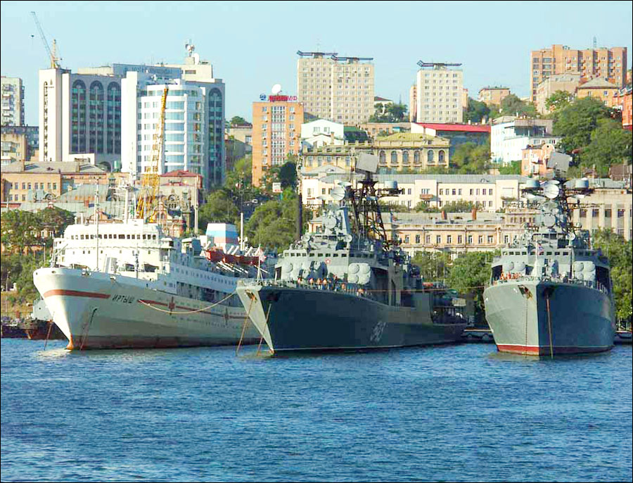 Vladivostok Russia  city photos gallery : vladivostok russia city scenery