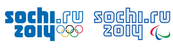 Sochi 2014 Winter Olympics and Paralympics Logos